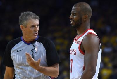 NBA》閉門開打垃圾話會被聽太清楚? NBA裁判提出建議