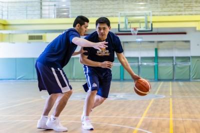 籃球》創立籃球學院 羅興樑培養台灣未來籃壇新星