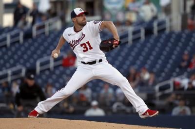 MLB》薪資提案惹爭議 國民王牌投手嘴聯盟