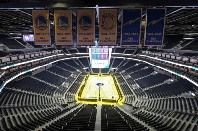 NBA》勇士近日將重啟訓練場館 靜待復賽消息