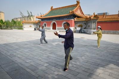 太極》防疫靠神功護體! 中國人大代表籲人人練太極