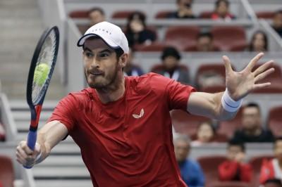 網球》前球王穆雷擺脫傷勢 6月復出參賽募款