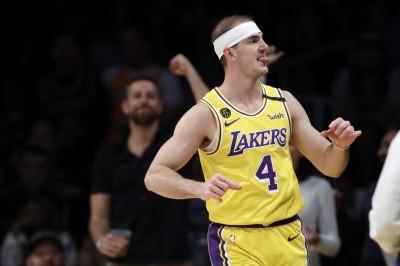 NBA》無緣客串詹皇電影 湖人卡盧索略顯失望