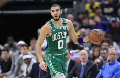 NBA》打出超級巨星雛形!記者爆:綠衫軍高機率頂薪續約塔圖姆