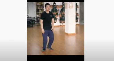 格鬥》可憐哪!中國太極大師兒子練拳 網友齊喊為父報仇