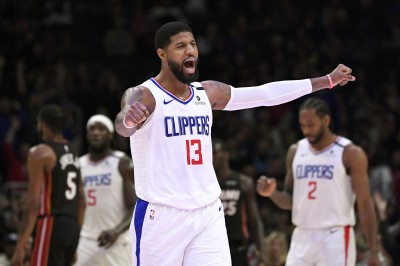 NBA》P.喬治心中最佳先發5人 喬丹沒份、Kobe入選