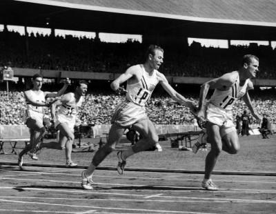 田徑》曾11次破世界紀錄  奧運3金傳奇短跑名將逝世