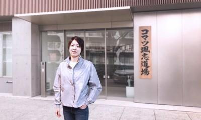 柔道》睽違2個月回歸道場訓練 旅日「柔道女王」連珍羚好興奮