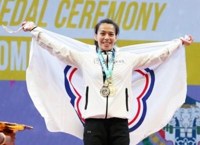 舉重》郭婞淳積分高居第一 東奧資格賽10月重啟還強制參賽