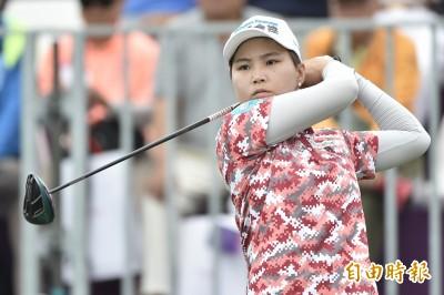 高球》台灣首位登上韓巡正賽女將 陳宇茹首戰和球后同場較勁