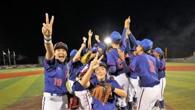棒球》2020世界盃女子棒球賽11月開戰 台灣隊能否一雪前恥?