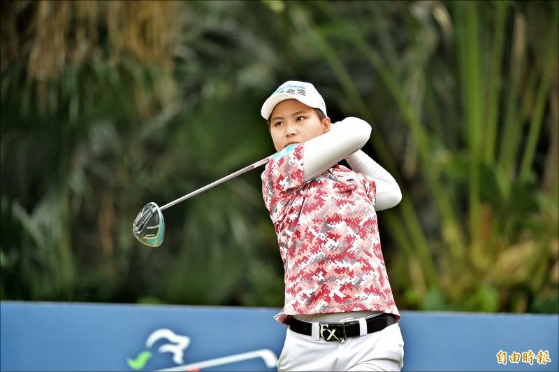 陳宇茹韓巡賽首戰 世界球后同場較勁