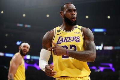 NBA》NBA確定復賽! 最新賭盤看好湖人奪冠