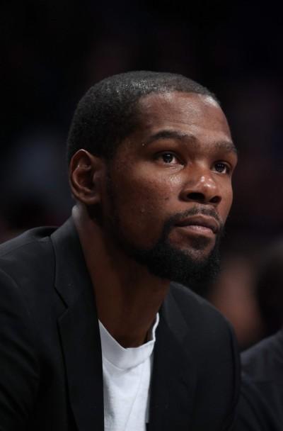 NBA》復賽回歸呼聲高 「KD」親自回應了