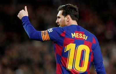 足球》年薪17億破史上紀錄!巴薩可望留下梅西