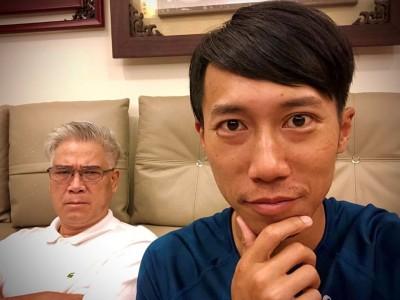 父親貼心幫洗「原味鞋」 超馬好手陳彥博哀號:怎麼辦啊啊啊
