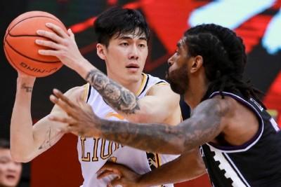 CBA》「小飛人」劉錚轟本季新高 讓NBA探花梅奧打滿卻做白工