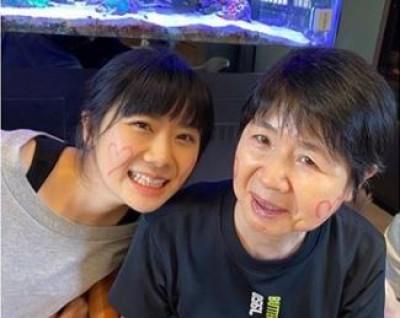 桌球》福原愛曬與媽媽24年前合照  日網友驚:根本沒差別!