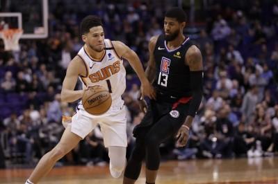 NBA》展現強烈企圖心! 太陽布克想在復賽大展身手