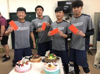 中職》今過29歲生日 王威晨希望打到4字頭