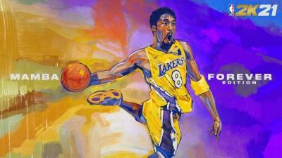 NBA》一定要收藏!《NBA 2K21》最後一個封面就是Kobe