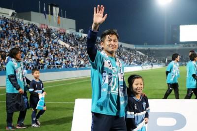 足球》三浦知良的野望:目標成為J聯盟年紀最大的進球球員