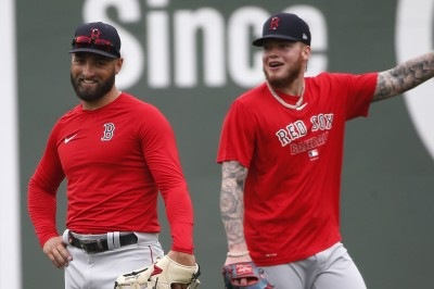 MLB》開放包廂當球員休息室 紅襪豪舉獲好評(影音)