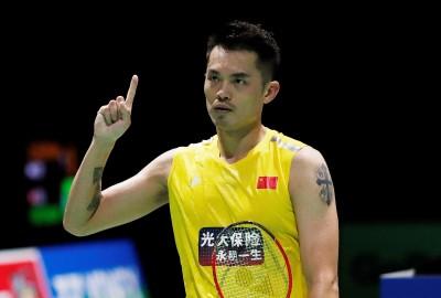 羽球》無緣征戰東京奧運 中國「超級丹」林丹宣布退役