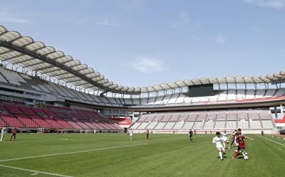 足球》日本J聯盟復賽 不開放觀眾進場