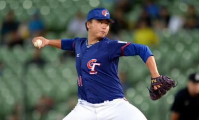 MLB》鄧愷威名列巨人農場第20 估2年後登大聯盟