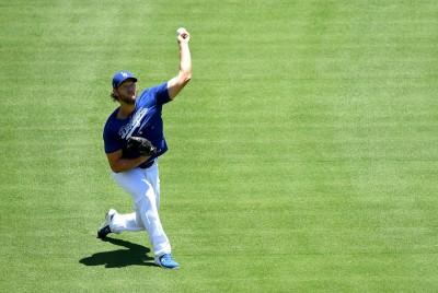 MLB》道奇展奪冠企圖 克蕭等投手進度超前