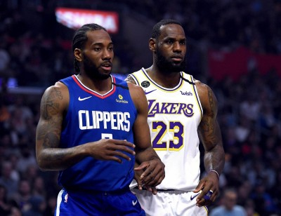 NBA》三檔次飯店明星隊出爐 詹姆斯與雷納德組超犯規LA連線
