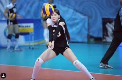排球》最美麗的震撼彈!女神莎賓娜加盟義甲職業隊