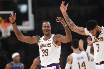 NBA》湖人爭冠最大危機解除 魔獸豪爾德表態參戰