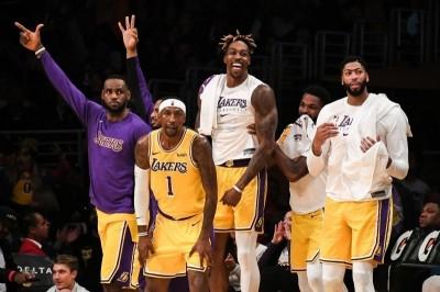 NBA》湖人冠軍穩了? 美媒列出5大優勢