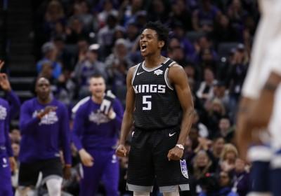 NBA》「想要留下來」 福克斯盼能續留國王