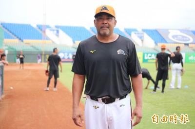 中職》陳連宏進駐獅二軍農場  首重球員態度、訓練量增加