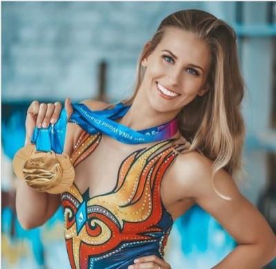水上芭蕾》腿毛是獲勝關鍵!奧運雙金俄女賽前一週不刮