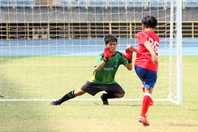 足球》最勇敢的出來PK! 「PK自願制」讓小小足球員勇氣加分