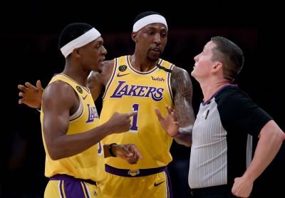 NBA》嫌棄房間像廉價摩鐵 湖人後衛朗度反遭球迷猛酸