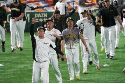 日職》地獄賽程! 阪神虎兩度遇13連戰、41天打38場