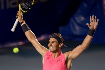 網球》20座大滿貫也不夠?納達爾透露終極目標