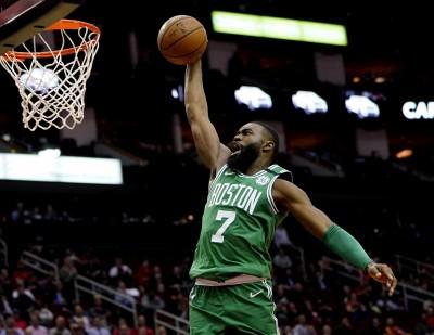 NBA》不要再抱怨了! 綠衫軍布朗期待復賽幹大事