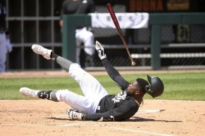MLB》笑爆!白襪大物開轟糗跌倒 投手卻被他震驚(影音)