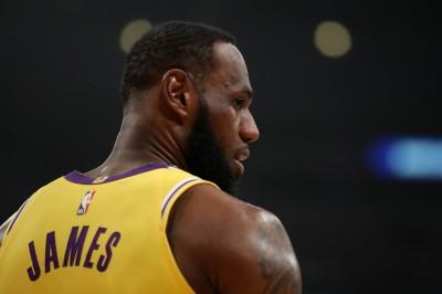 NBA》球衣印上平權標語 詹皇霸氣回應「我不需要」