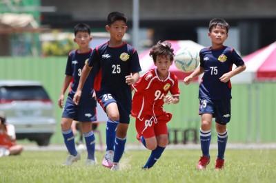 足球》全國少年盃決賽 烈日下誕生新王者
