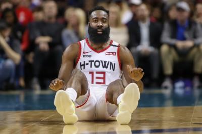 NBA》魏少中鏢哈登遲未現身 各界不禁懷疑「大鬍子」染疫