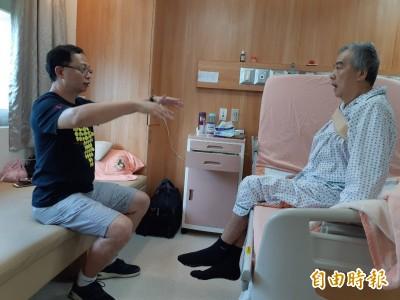 網球》吉人自有天相 「網壇教父」張約翰大病初癒積極復健