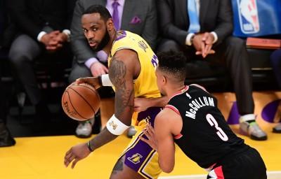 NBA》湖人季後賽首輪最不願碰上誰?「詹皇」這樣說