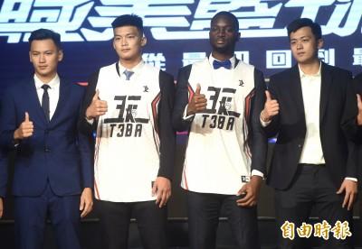 籃球》T3BA 3X3職業聯盟成立 百萬簽約金綁定朱雲豪、石博恩